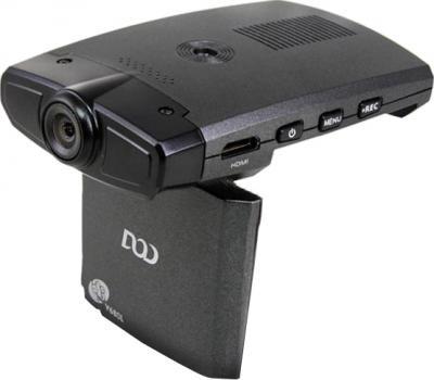 Автомобильный видеорегистратор DOD V680L - общий вид