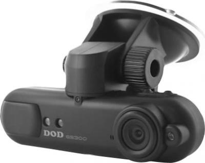 Автомобильный видеорегистратор DOD GS300 - общий вид