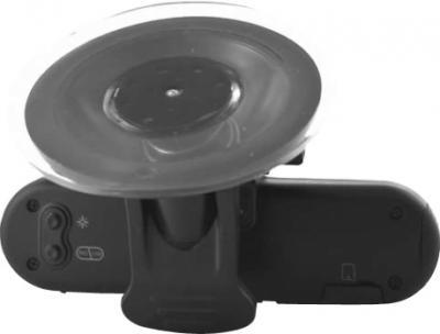 Автомобильный видеорегистратор DOD GS300 - вид сзади