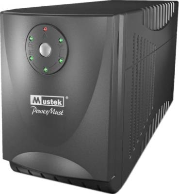 ИБП Mustek PowerMust 1400 USB P - упаковка