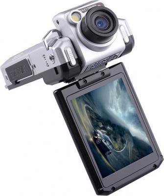 Автомобильный видеорегистратор DOD F900LS - дисплей