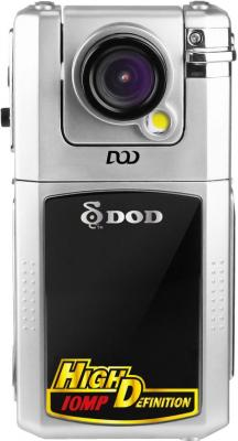 Автомобильный видеорегистратор DOD F900LS - фронтальный вид