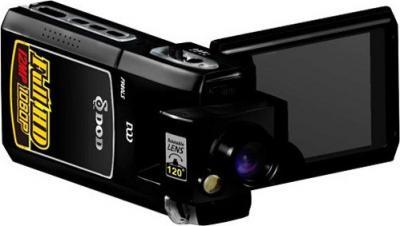 Автомобильный видеорегистратор DOD F980LS - общий вид