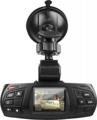 Автомобильный видеорегистратор DOD TG300 - дисплей