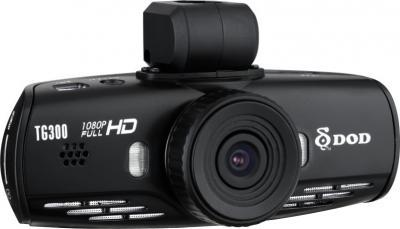 Автомобильный видеорегистратор DOD TG300 - общий вид