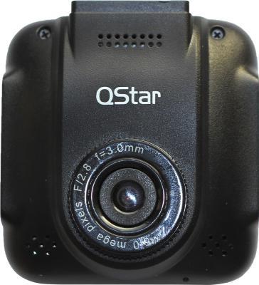 Автомобильный видеорегистратор QStar A5 City - фронтальный вид