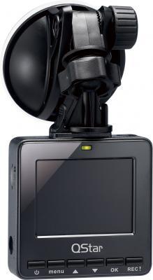Автомобильный видеорегистратор QStar A5 Night - дисплей
