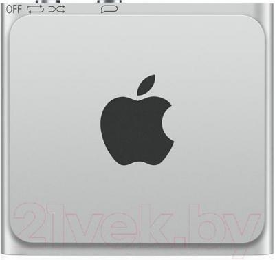 MP3-плеер Apple iPod shuffle 2Gb MD778RP/A (серебристый)