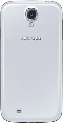 Смартфон Samsung Galaxy S4 16Gb / I9500 (белый) - задняя крышка