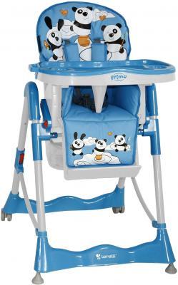 Стульчик для кормления Lorelli Primo  (Blue Pandas) - общий вид