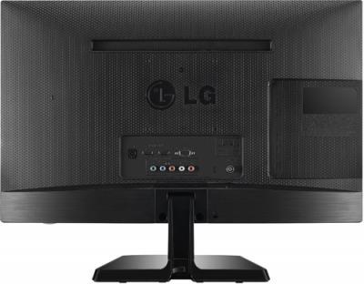 Телевизор LG 22MA33V-PZ - вид сзади