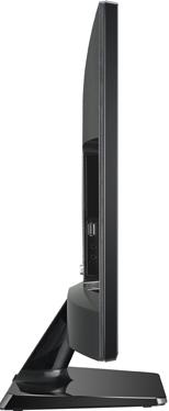Телевизор LG 22MA33V-PZ - вид сбоку