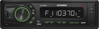 Бездисковая автомагнитола Hyundai H-CCR8096 Green - общий вид