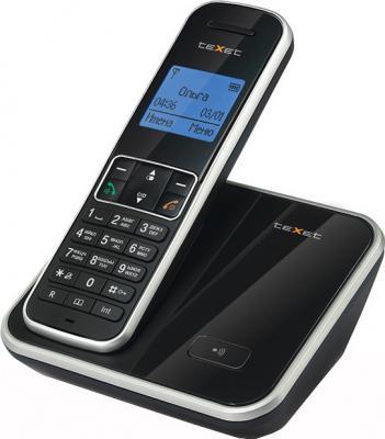 Беспроводной телефон TeXet TX-D6305A Black - вид сбоку