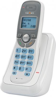 Беспроводной телефон TeXet TX-D6905A White - вид сбоку
