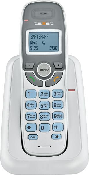 Купить Беспроводной Телефон Texet