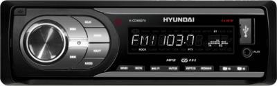 Автомагнитола Hyundai H-CDM8075 Black - общий вид