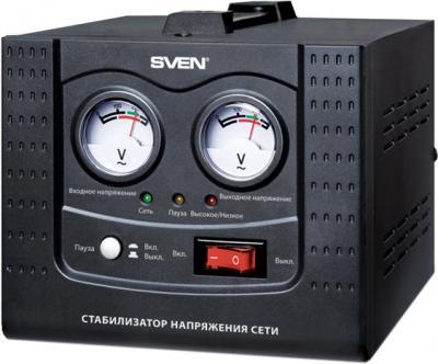 Стабилизатор напряжения Sven AVR-800 - общий вид