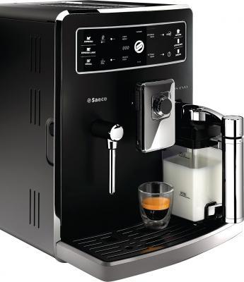 Кофемашина Philips Xelsis Evo Full Black (HD8953/09) - общий вид