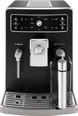 Кофемашина Philips Xelsis Evo Full Black (HD8953/09) - вид спереди
