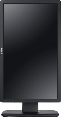 Монитор Dell P2412H - фронтальный вид (поворот экрана)