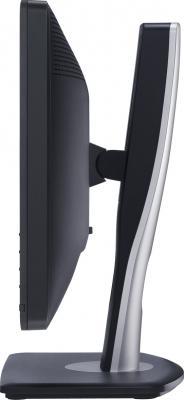 Монитор Dell P2412H - вид сбоку