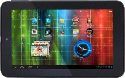 Планшет Prestigio MultiPad 7.0 Prime (PMP7170B3G) 4GB 3G - фронтальный вид