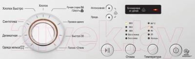 Стиральная машина LG F80C3LD