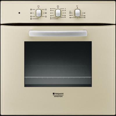 Электрический духовой шкаф Hotpoint FD 61.1 (CH)/HA S - общий вид