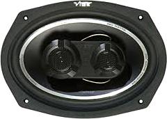 Коаксиальная АС VIBE audio Slick 69.3 - общий вид