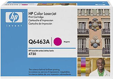 Тонер-картридж HP 644A (Q6463A) - общий вид
