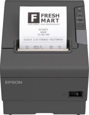 Чековый принтер Epson TM-T88V (C31CA85042) - общий вид