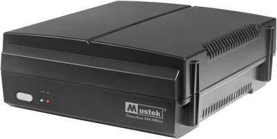 ИБП Mustek PowerMust 848 Offline 800VA - общий вид