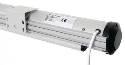 Проекционный экран Mechanische Weberei (MW) Design-Roll IR 200x152 - гибкий кронштейн крепления
