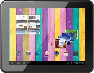 Планшет IconBIT NetTAB Parus Quad MX (NT-0804P) 8GB - фронтальный вид