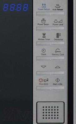Микроволновая печь Samsung FG77SSTR - панель