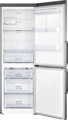 Холодильник с морозильником Samsung RB28FEJNDSS/WT - камеры хранения