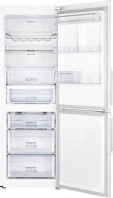 Холодильник с морозильником Samsung RB28FEJNCWW/WT - камеры хранения