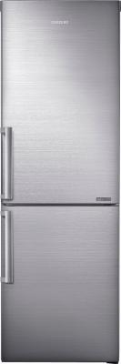 Холодильник с морозильником Samsung RB28FSJMDSS/WT - вид спереди