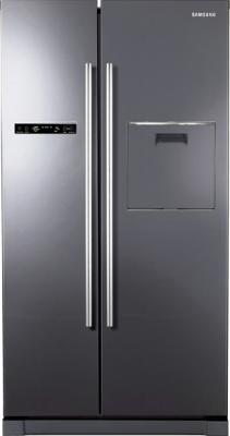 Холодильник с морозильником Samsung RSA1BHMG1/BWT - общий вид