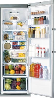 Холодильник без морозильника Samsung RR92EERS1/BWT - внутренний вид