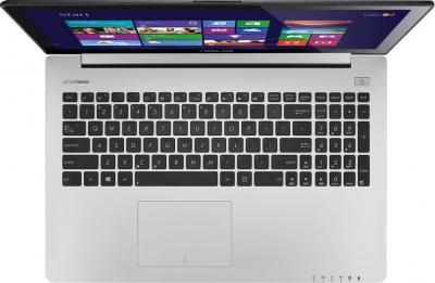 Ноутбук Asus VivoBook S500CA-CJ059H - вид сверху
