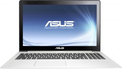 Ноутбук Asus VivoBook S500CA-CJ060H - фронтальный вид