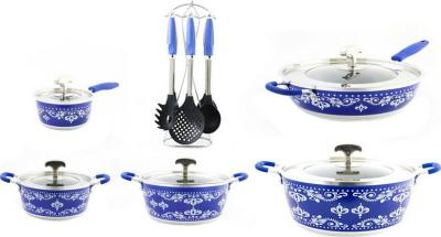 Набор кухонной посуды SSenzo PTXT6317BP82 - общий вид