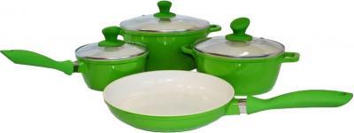 Набор кухонной посуды SSenzo PTXTDC6007BP24 - общий вид