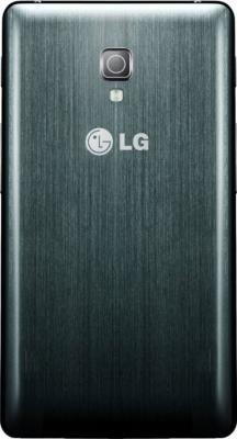 Смартфон LG P713 Optimus L7 II Black - задняя крышка