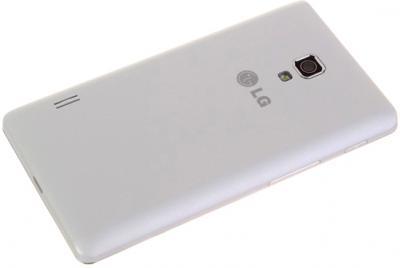 Смартфон LG P713 Optimus L7 II White - задняя панель