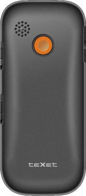 Мобильный телефон TeXet TM-B111 (черный) - задняя крышка