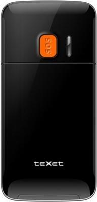 Мобильный телефон TeXet TM-B311 Black - задняя крышка