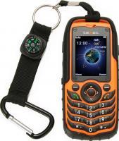 Мобильный телефон TeXet TM-510R Black-Orange -